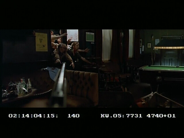 'Shaun of the Dead' Photo-a-day / Shoot Day 42 / June 28th, 2003