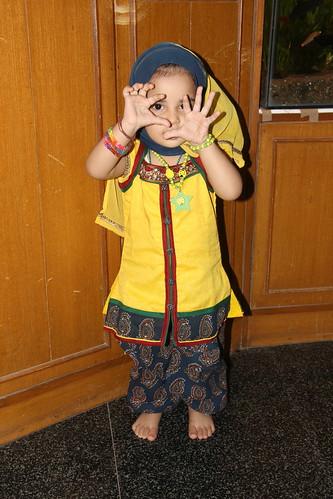 Nerjis Asif Shakir  Incy Vincy Spider by firoze shakir photographerno1