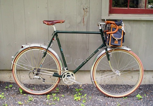 Yoelt's 63cm jpw randonneur bicycle