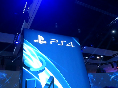 PlayStation 4 at E3