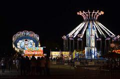 festival(0.0), ferris wheel(0.0), park(0.0), tourist attraction(1.0), recreation(1.0), outdoor recreation(1.0), fair(1.0), carousel(1.0), night(1.0), amusement ride(1.0), amusement park(1.0),