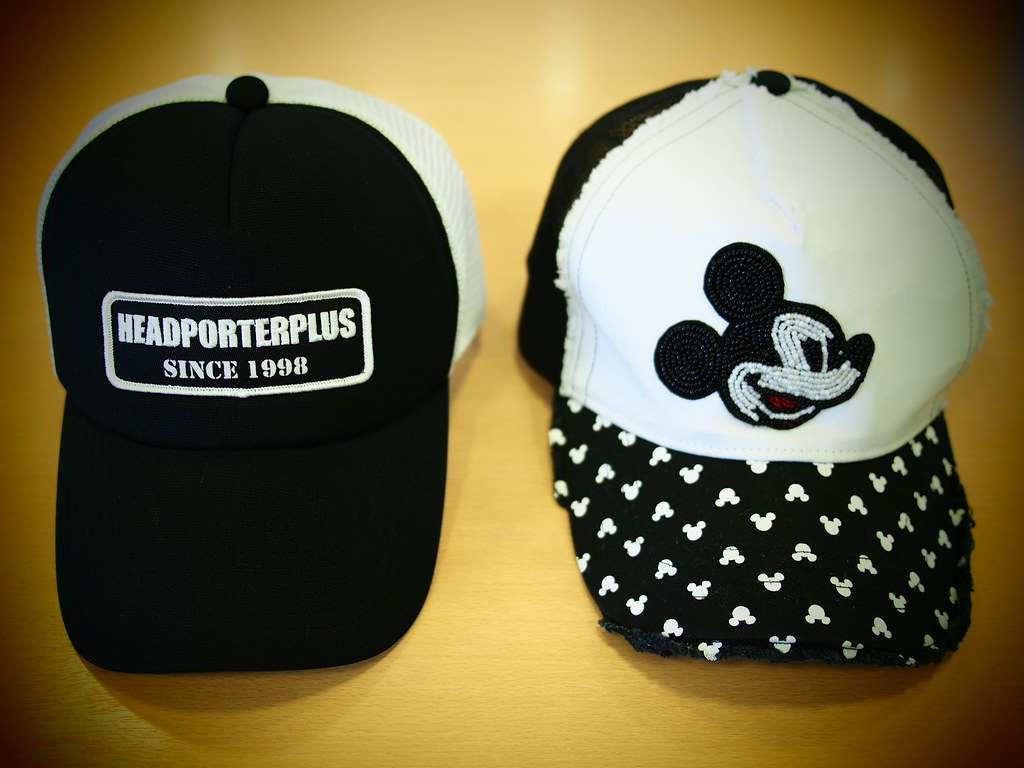 HEAD PORTER PLUS / Disney × Yoshinori Kotake