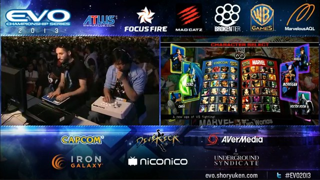 Evo-2013-Matches