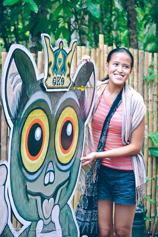 Tarsiers of Bohol