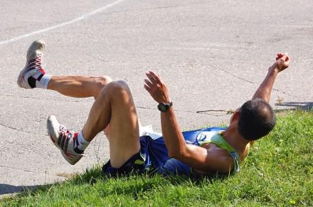 Křeče u běžců: Jak se jim vyhnout