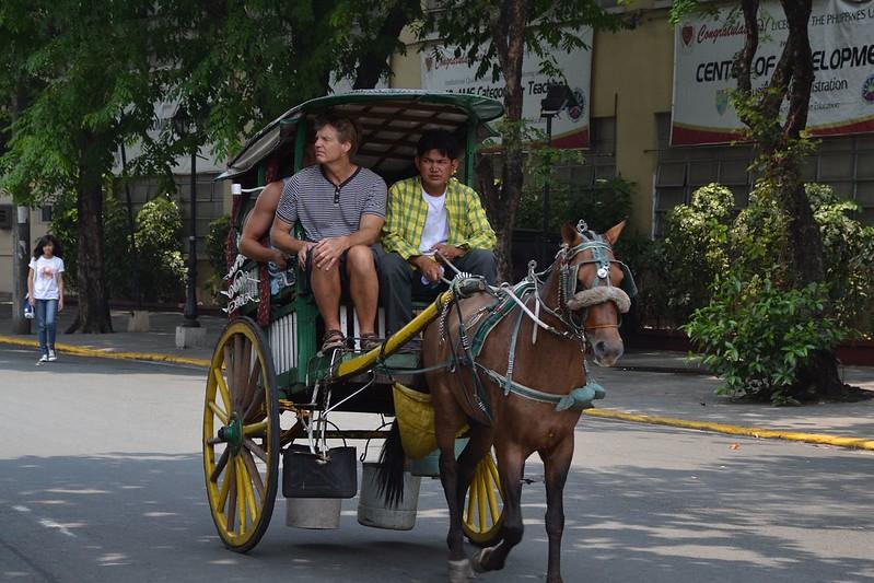 Calesa- local horse cart