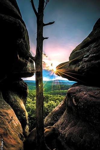 Garden of Gods - Shawnee national forest