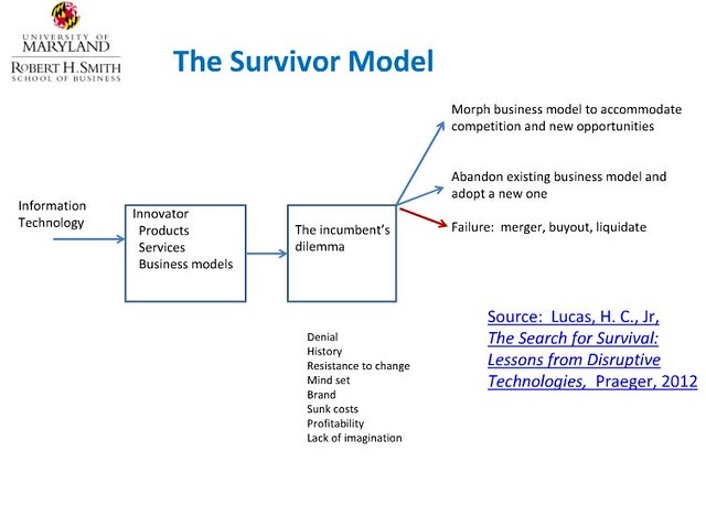 The Survivor Model via Hank Lucas