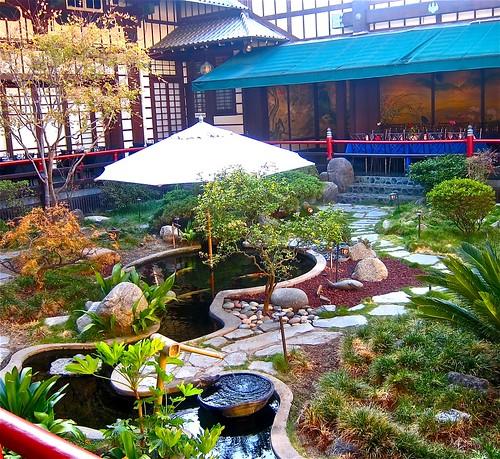 Yamashiro Japanese garden