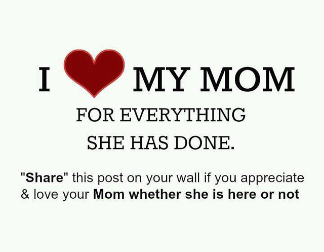 I Love You Mom Quotes For Facebook : To take full advantage of Flickr, you should use a JavaScript-enabled ...