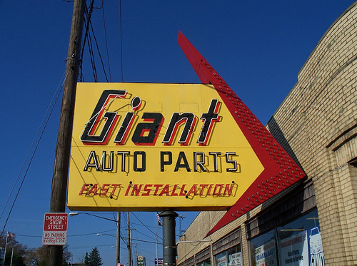 OH Akron - Giant Auto Parts