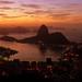 Breaking Dawn in Rio - Mirante Dona Marta by ¨ ♪ Claudio Lara - FOTÓGRAFO