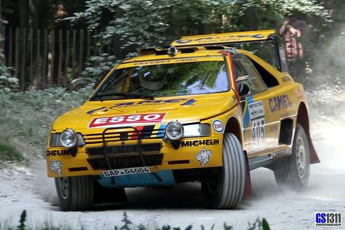 1992 Peugeot 405 T16