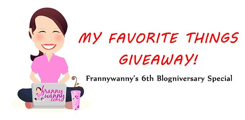 Frannywanny 6th Blog anniversary