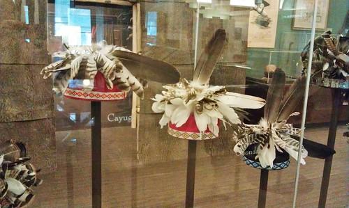 Gustowehs (ceremonial hats)
