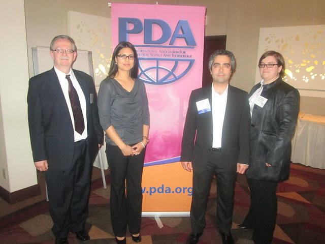 PDA Canada Chapter 'Transport of Drug Products' May 2013