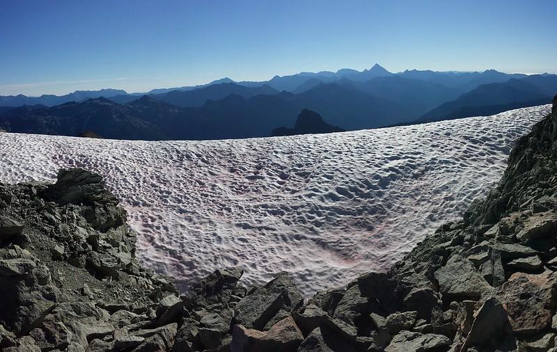 Hyas Glacier Crest
