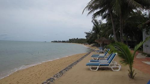 Koh Samui Paradise Beach Resort- Beach (1)