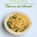 Channa dal sundal recipe