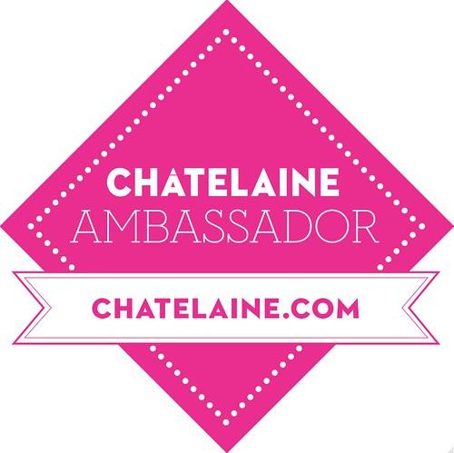 Chatelaine Ambassador Button