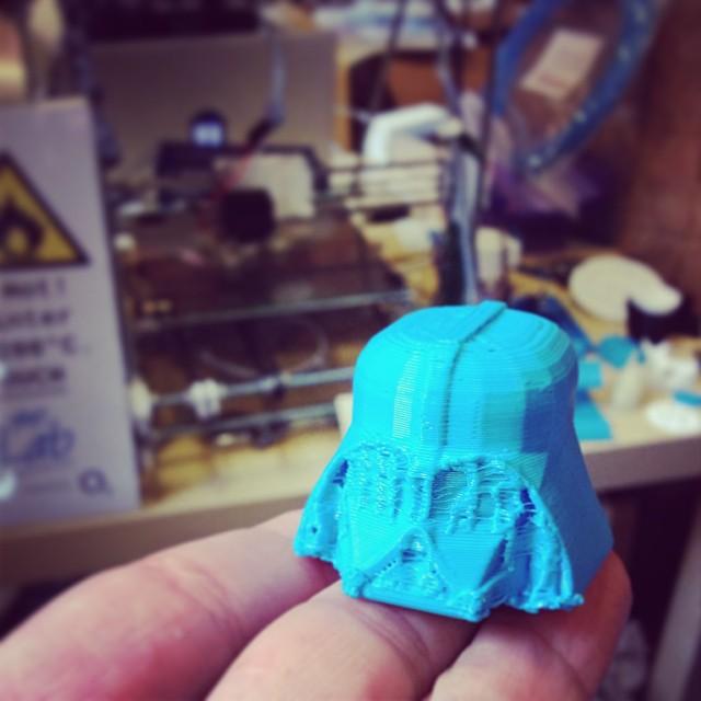 3D printed Darth Vader #ota13