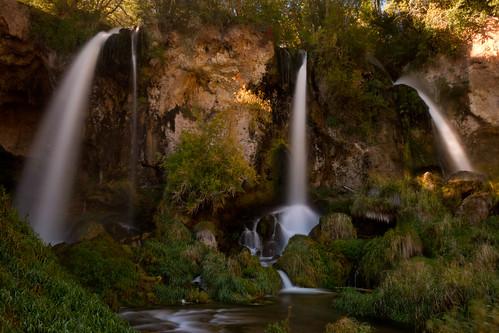 longexposure landscape colorado falls le waterfalls riflefallsstatepark