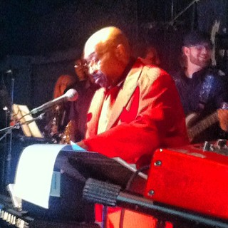 Trouble ahead, Swamp Dogg in red ! #ponderosastomp
