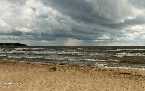 beach latvia jura sands fale jurmala morze chmury plaża salis piasek seawave salacgrīva łotwa salacgrīvasnovads