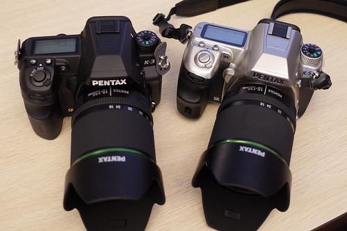 PENTAX K-3 & PENTAX K-5
