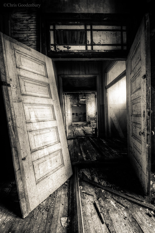 They Seem Forever Fallen | Reformatory in Ruin