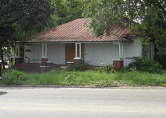 abandoned residence, Augusta (courtesy of Augusta Sustainable Development Implementation Program)