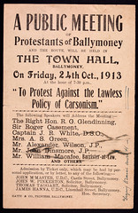 """To Protest Against the Lawless Policy of Carsonism"""