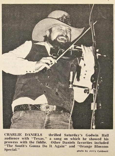 Charlie Daniels Home Page