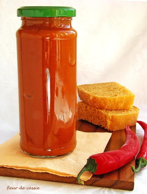 тыквенный кетчуп