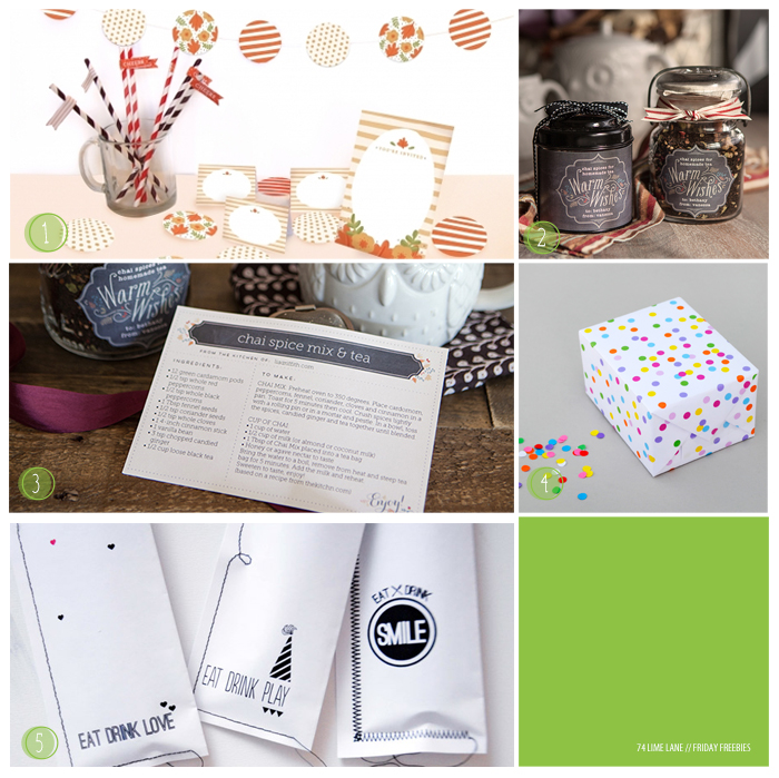 friday freebies // 43