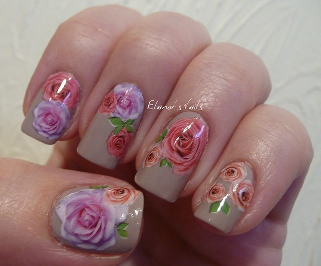 rose decals 1