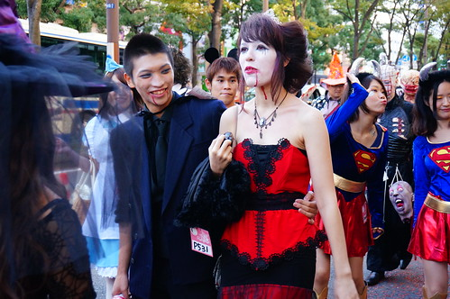 Kawasaki Halloween Parade 2013 105