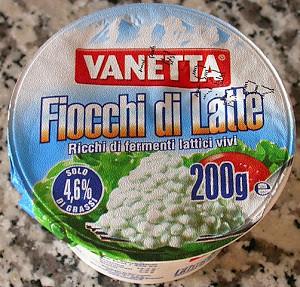 Dieta Dukan Fiocchi di Latte Vanetta