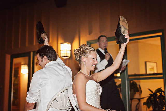 Bride & Groom Shoe Game by Anthony Carpenter