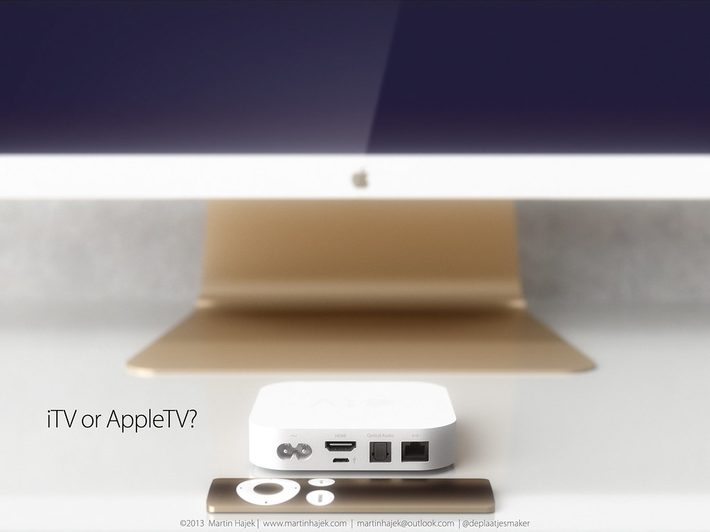 iTV or AppleTV?
