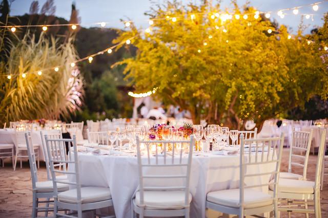 Stephanie & James, real Ibiza wedding
