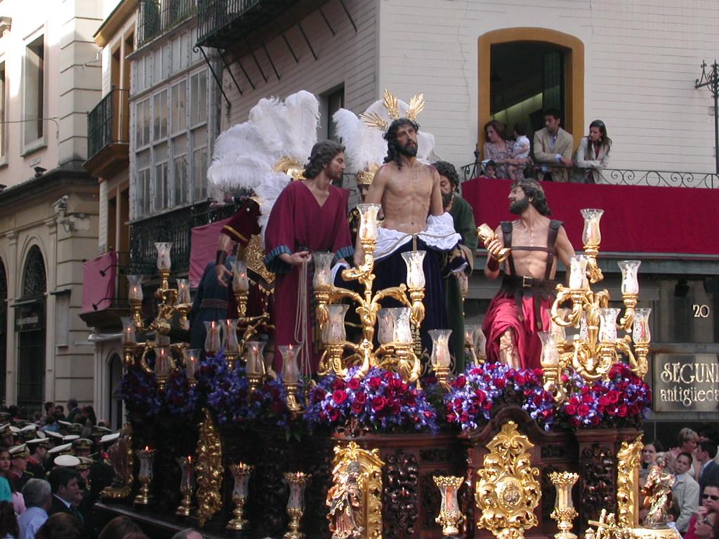 Hermandad de Jesús Despojado, Sevilla