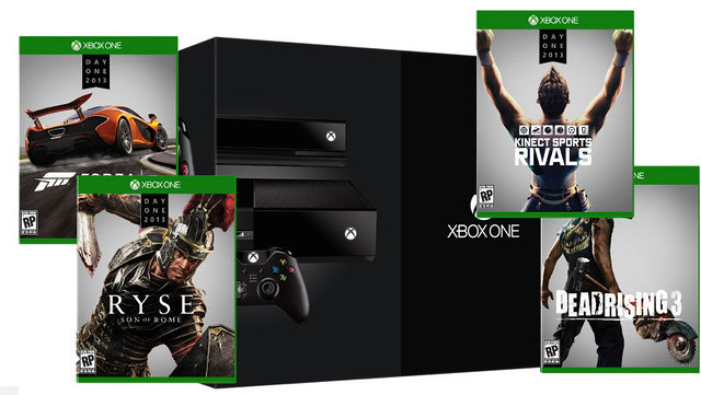Xbox One Australia Launch Titles