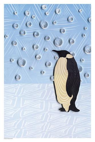 penguin-poster