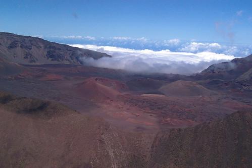 Maui Volcano
