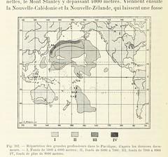 """British Library digitised image from page 712 of """"Leçons de géographie physique ... Deuxième édition ... augmentée. Avec 163 figures, etc"""""""
