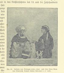 Image taken from page 383 of 'Kulturgeschichte des Mittelalters'