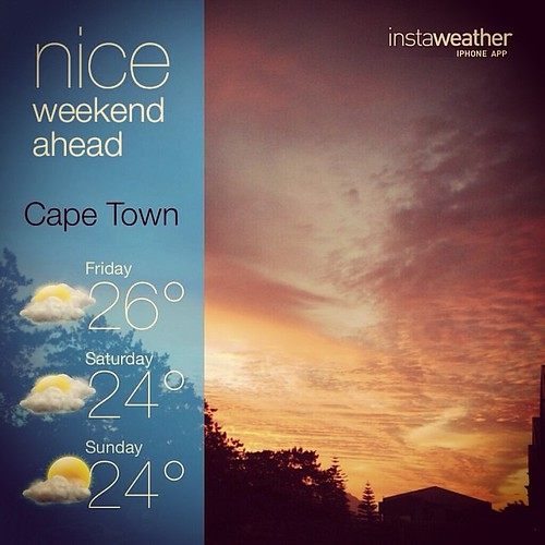 Can't Wait for the Weekend! #weather #cpt #capetown #sa #sky #sunset #beautiful #bellville www.therabbitandtherobin.co.za {follow me @robindeel on Instagram} Official @rabbitandrobin