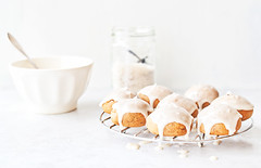 Thumbnail image for Spiced Vanilla and Honey Christmas Cookies