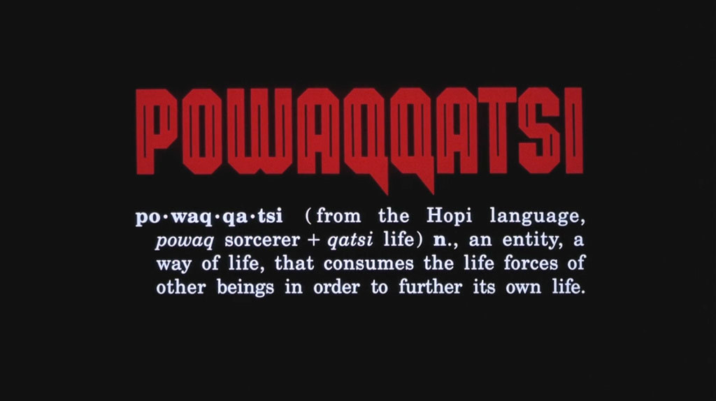 Powaqqatsi: Life in Transformation (1988)